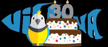 En pajarería Villena estamos a punto de cumplir nuestro 30 aniversario